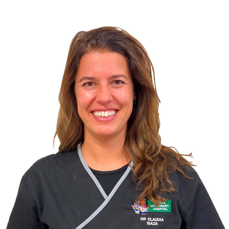 Dr Claudia Isaza
