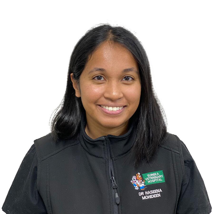 Dr Haseena Mohideen